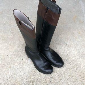 Ralph Lauren riding boots size 9